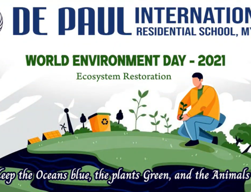 WORLD ENVIRONMENT DAY -ECOSYSTEM RESTORATION 2021