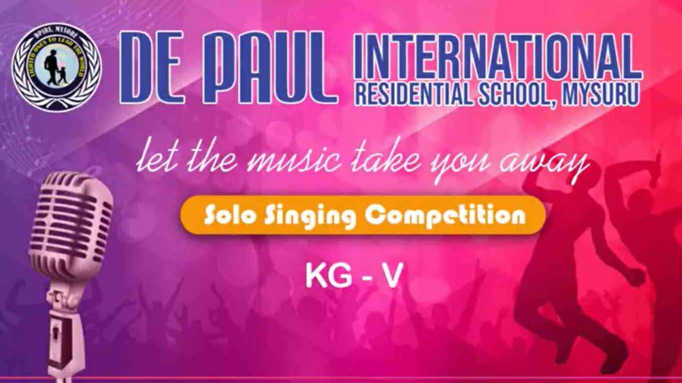 DE PAUL INTERNATIONAL RESIDENTIAL SCHOOL
