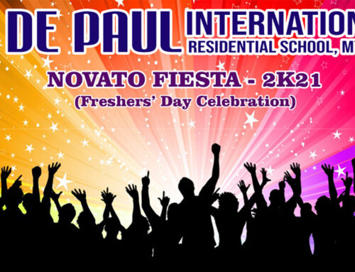 NOVATO FIESTA – FRESHER'S DAY 2021