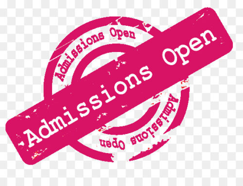 Its Admission Time