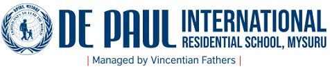 De Paul International Residential School Logo