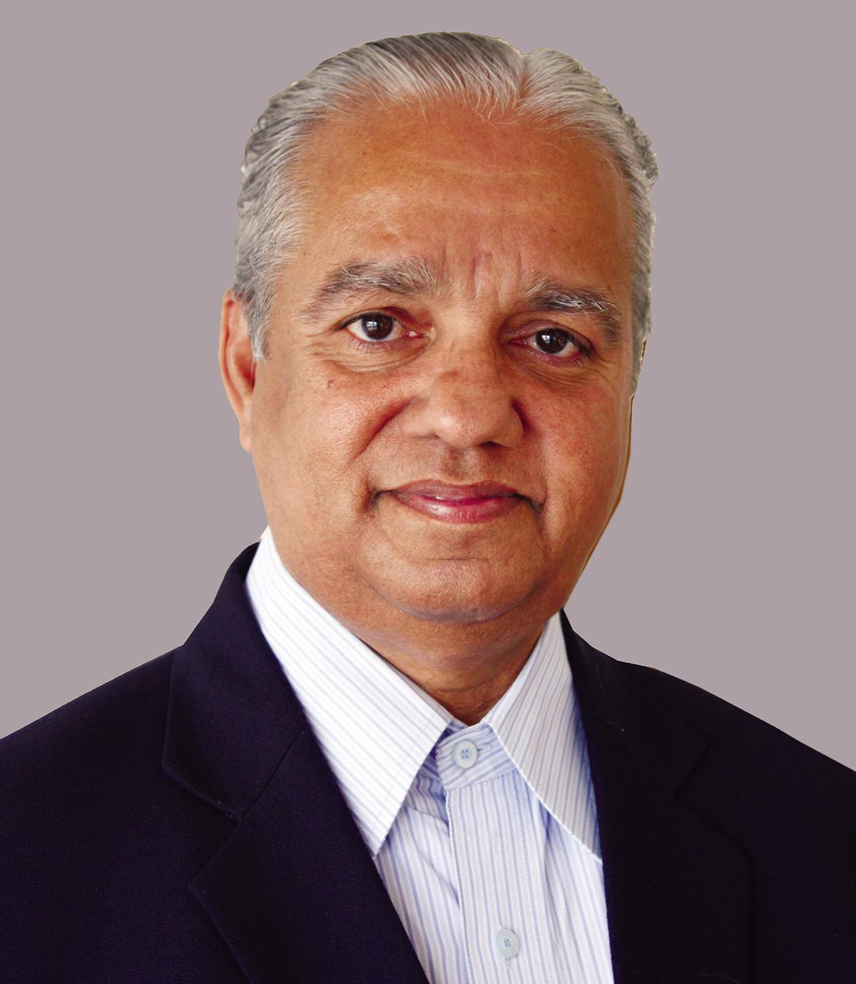 Rev. Dr. Jose Aikara CM