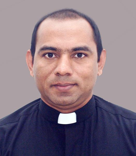 Rev.Dr. Anil Thomas CM