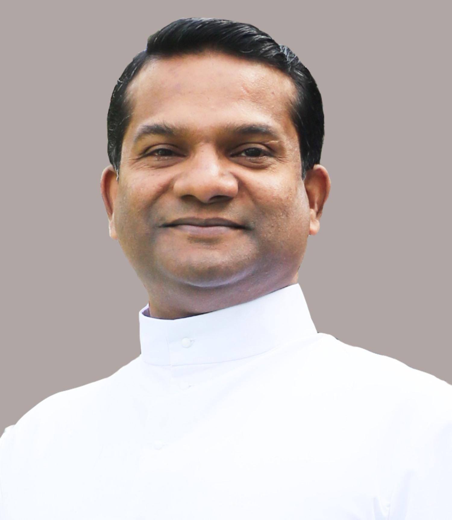 Rev. Fr. Biju Scacria CM