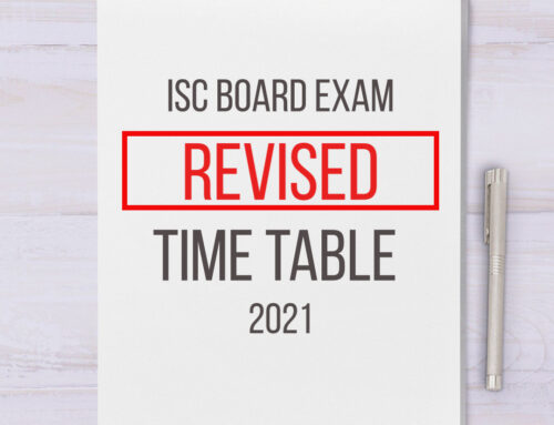 REVISED ISC BOARD TIME TABLE-2021