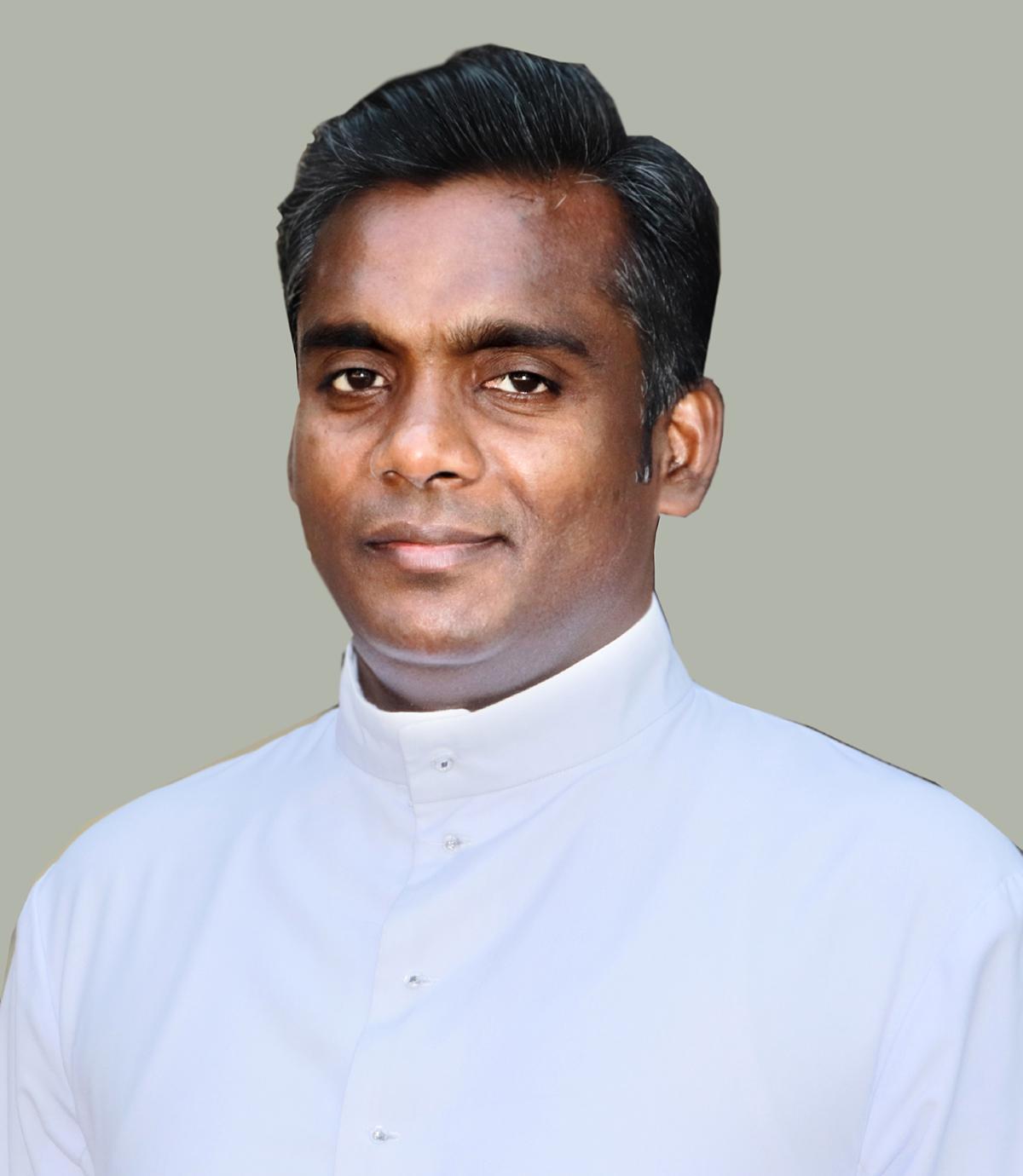 Rev. Fr. Saji Njarackal CM,